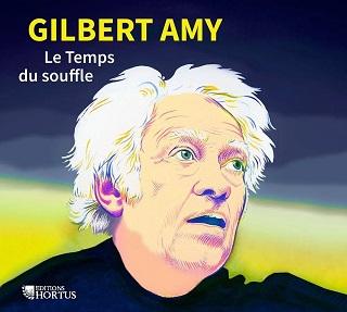 Deux solos, deux duos et deux trios de Gilbert Amy paraissent chez Hortus