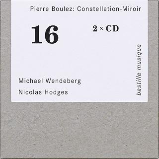 L'œuvre pour piano(s) de Boulez par Michael Wendeberg et Nicolas Hodges