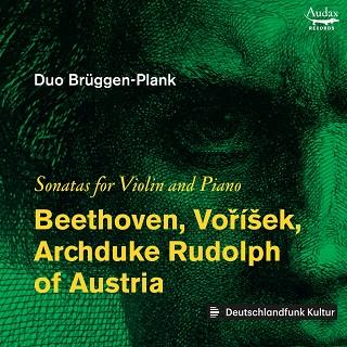 Trois sonates par Marie Radauer-Plank (violon) et Henrike Brüggen (piano)