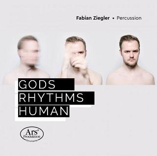 Le percussionniste Fabian Ziegler joue Hamilton, Psathas, Reich et Xenakis