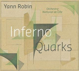 L'Orchestre National de Lille joue deux opus signés Yann Robin (né en 1974)