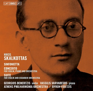 Nikos Skalkottas (1904-1948), compositeur aux aspects multiples