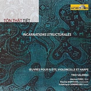 Le Trio Salzedo interprète la musique de chambre de Tôn-Thât Tiêt