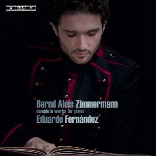 Le pianiste Eduardo Fernández joue une intégrale Zimmermann (1918-1970)